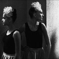 black and white :: Василий Чекорин