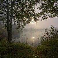 Гляжу в туманы... :: Владимир Миронов