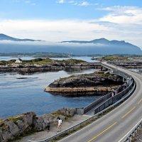 Atlantic Road :: Roman Ilnytskyi