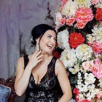 Кому она смеялась .... :: Ульяна Смирнова