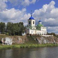 Село Слобода :: Татьяна Попова