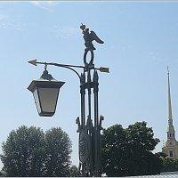 Фонари на Иоанновском мосту :: Вера