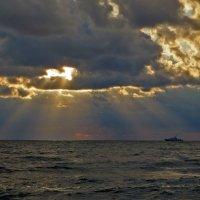 Провожая закат :: Наталья Джикидзе (Берёзина)