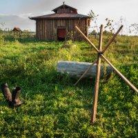 У храма ветер приютился- босой и лёгкий :: Ирина Данилова