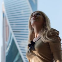 Даниэла в Москва Сити :: Георги Димитров