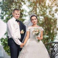 Свадьба Алексея и Карины :: Андрей Молчанов