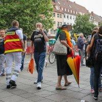 Гей-парад 2016. Нюрнберг :: Elen Dol
