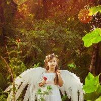 Ангел :: Ольга Кучаева