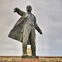 Ленин-он же памятник! :: Константин Иванов