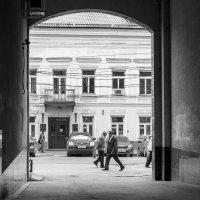 Выход в город :: Владимир Маслов