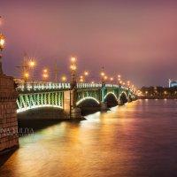 Троицкий мост :: Юлия Батурина
