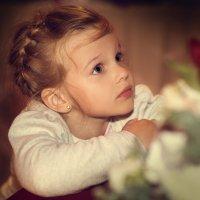 Сколько вопросов, в этих глазках... :: Yuliana Khrapova