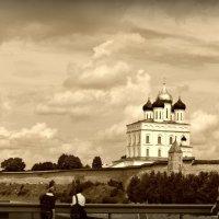 Троицкий собор Псковского Кпемля :: Fededuard Винтанюк