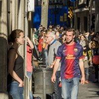 на улочках Барселоны 5 :: Константин Шабалин