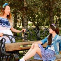 Подружки! :: Ануш Хоцанян