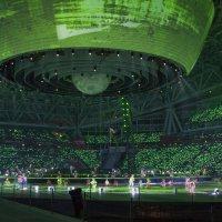 Космическая красота стадиона :: Александр Колесников