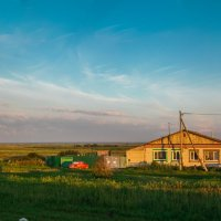 Большие города остались позади :: Александра Ламбина