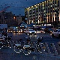 Ночная Москва :: Маруся Маруся