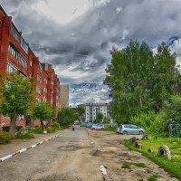 Любимый мой дворик... :: Валерий Кабаков