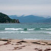 Морской пейзаж :: Евгения Голева