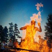 Дух огня :: Андрей Борисенко