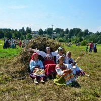 В деревне праздник :: Владимир Буев