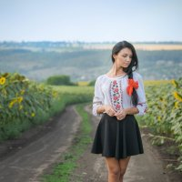 дівчина... :: Pavel Svyatodukh
