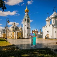 Вологда, свадьба... :: Александр Никитинский