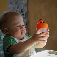 Кто пил из моей бутылочки? :: Владимир Безбородов