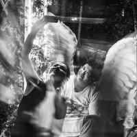 Ангел селфи. :: Алекс Дрожжин