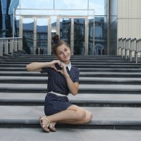 Новосибирск август 2016, прогулка :: Альбина Кабик