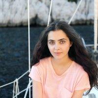 На море :: Ваган Мартиросян