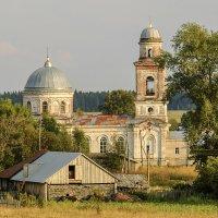 И ещё один храм  восстанавливается... :: Владимир Хиль