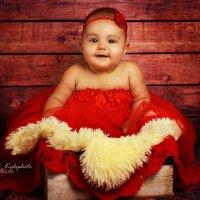 Принцесса в красном) :: Ольга