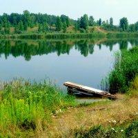 трамплин для купания :: Александр Прокудин