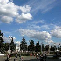 облачная погода или тучи над городом плыли :: Олег Лукьянов