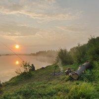 Ранним утром :: Валентин Котляров