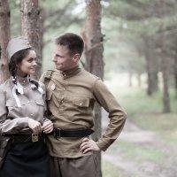 Фронтовая любовь :: Аркадий Назаров