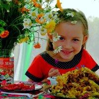 Улыбка разноцветья :: Елена Фалилеева-Диомидова