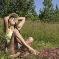 Солнечные ванны. :: Евгений Голубев