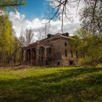 Разваливающаяся усадьба Николо-Урюпино :: Alexander Petrukhin