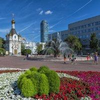 Прогулка по Екатеринбургу :: Юрий Митенёв