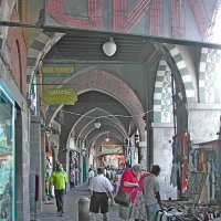 Торговые ряды в Генуе :: Tata Wolf