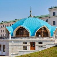 Здание комплекса мечети Кул-Шариф :: Николай Николенко