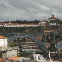 Мост Луиша I в Порту (Португалия) :: Светлана Коклягина