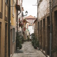 Улочки Рибейры в Порту (Португалия) :: Светлана Коклягина