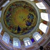 Фрески в церкви Воскресения словущего :: Альберт Казачёк