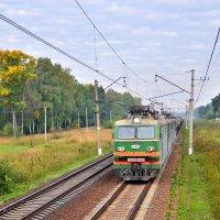 Электровоз ВЛ10К-932 :: Денис Змеев