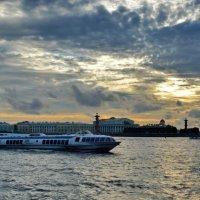 По реке Неве со скоростью :: Olcen - Ольга Лён