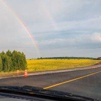 Из окна автомобиля :: Любовь Потеряхина